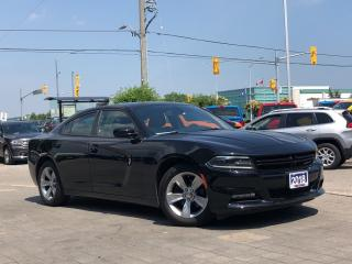 Used 2018 Dodge Charger SXT Plus**Blind Spot**Sunroof**8.4 Touchscreen for sale in Mississauga, ON