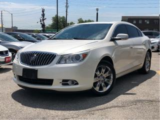 Used 2013 Buick LaCrosse Ultra Luxury Group for sale in Toronto, ON