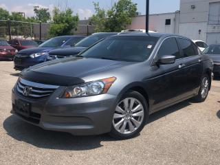 Used 2012 Honda Accord EX-L, SOLD for sale in Toronto, ON