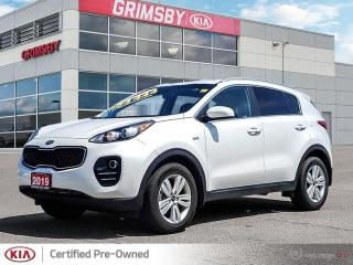 Used 2019 Kia Sportage LX for sale in Grimsby, ON