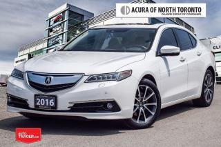 Used 2016 Acura TLX 3.5L SH-AWD w/Elite Pkg TOP OF THE Line No Acciden for sale in Thornhill, ON