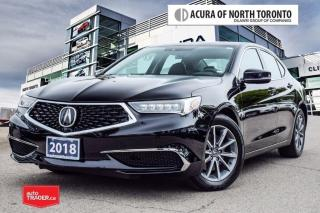 Used 2018 Acura TLX 2.4L P-AWS No Accident| 7yrs Warranty Included for sale in Thornhill, ON