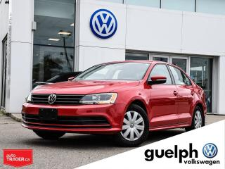 Used 2016 Volkswagen Jetta 1.4 TSI for sale in Guelph, ON