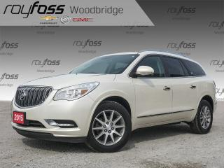 Used 2015 Buick Enclave NAV, BOSE, SUNROOF, LEATHER for sale in Woodbridge, ON