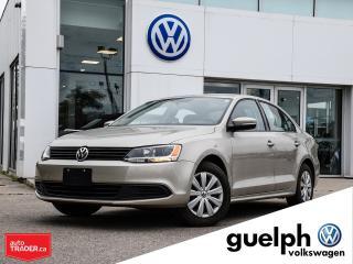 Used 2014 Volkswagen Jetta Trendline + Trendline+ for sale in Guelph, ON