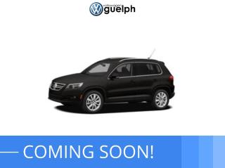 Used 2011 Volkswagen Tiguan 4Motion for sale in Guelph, ON