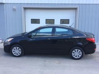 Used 2017 Hyundai Accent L for sale in Fredericton, NB
