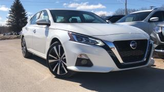 Used 2019 Nissan Altima 2.5L PLATINUM AWD for sale in Midland, ON
