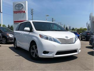 Used 2017 Toyota Sienna LE 8 PASSENGER for sale in Pickering, ON