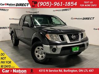 Used 2011 Nissan Frontier S  AS-TRADED  ONE PRICE INTEGRITY  for sale in Burlington, ON