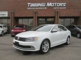 2015 Volkswagen Jetta HIGHLINE | 1.8 TSI | LEATHER | SUNROOF | REAR CAM | HTD SEAT