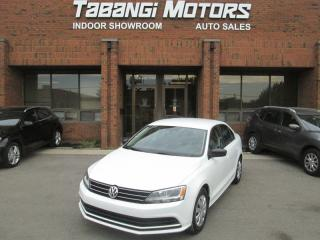 Used 2015 Volkswagen Jetta BIG SCREEN | REAR CAM | BLUETOOTH for sale in Mississauga, ON