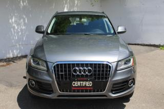 Used 2014 Audi Q5 Quattro 2.0L Technik Navigation Panoramic roof for sale in Mississauga, ON