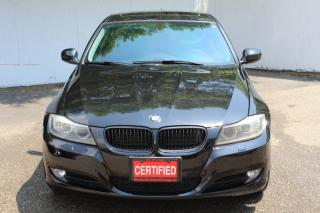 Used 2011 BMW 3 Series SOLD for sale in Mississauga, ON