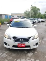 Used 2014 Nissan Sentra 4DR SDN for sale in Mississauga, ON