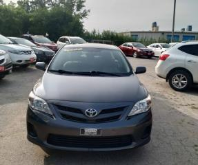 Used 2013 Toyota Corolla EX