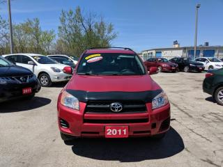Used 2011 Toyota RAV4 4WD 4DR for sale in Mississauga, ON