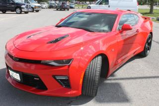 Used 2017 Chevrolet Camaro 2SS for sale in Carleton Place, ON