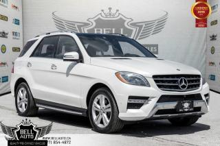 Used 2014 Mercedes-Benz ML-Class ML 350 BlueTEC, NAVI, 360 CAM, BLINDSPOT, PANO ROOF for sale in Toronto, ON