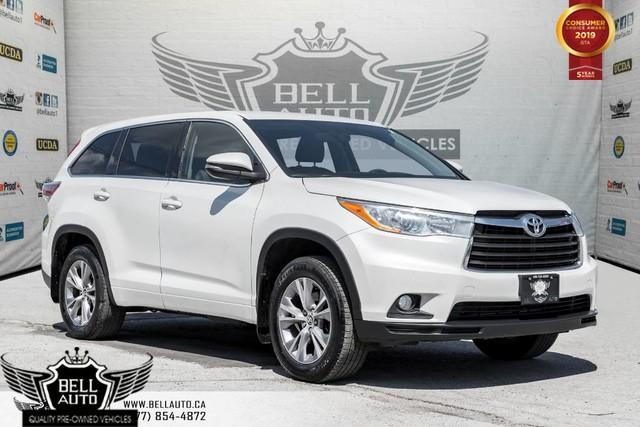 2016 Toyota Highlander LE, AWD, BACK-UP CAM, BLUETOOTH, ECO-MODE