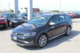 Used 2019 Volkswagen Golf Alltrack 1.8 TSI Execline for sale in Whitby, ON
