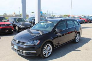Used 2019 Volkswagen Golf Sportwagen 1.8 TSI Execline for sale in Whitby, ON
