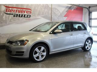 Used 2015 Volkswagen Golf TSI for sale in Lévis, QC