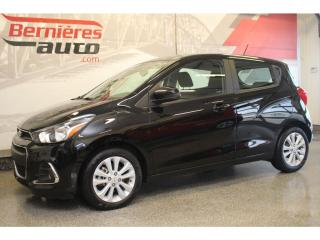 Used 2018 Chevrolet Spark LT for sale in Lévis, QC