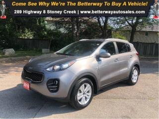 Used 2019 Kia Sportage LX AWD| AC| Backup Cam| Heat Seat| Bluetooth for sale in Stoney Creek, ON
