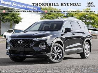 New 2019 Hyundai Santa Fe 2.0T Preferred w/Dark Chrome Accent AWD for sale in Thornhill, ON