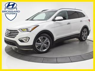 Used 2016 Hyundai Santa Fe XL LIMITED, TOIT PANO, NAV, CAM DE RECUL for sale in Brossard, QC