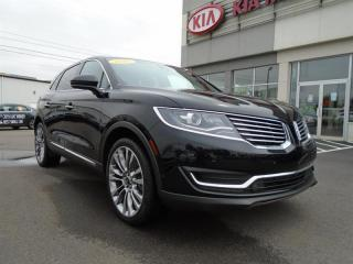 Used 2016 Lincoln MKX AWD for sale in Summerside, PE