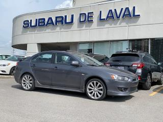 Used 2008 Mitsubishi Lancer GTS ** Toit ouvrant ** for sale in Laval, QC