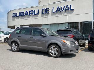 Used 2003 Pontiac Vibe Traction Avant ** Vitres électriques ** for sale in Laval, QC