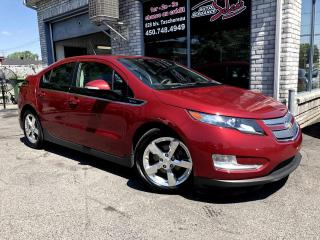 Used 2014 Chevrolet Volt Hayon 5 portes Electrique Cameras De Rec for sale in Longueuil, QC