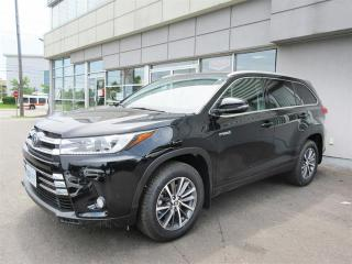 Used 2019 Toyota Highlander HYBRID XLE/Leather/NAV/Camera/7 seater for sale in Mississauga, ON
