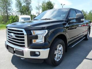 Used 2016 Ford F-150 XTR SUPER CREW V8 5L, 4X4 for sale in Vallée-Jonction, QC