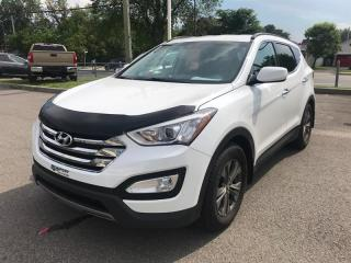 Used 2014 Hyundai Santa Fe Sport AWD 2.4L Premium for sale in Québec, QC