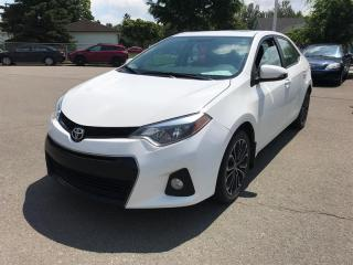 Used 2014 Toyota Corolla S Grp Amélioré for sale in Québec, QC