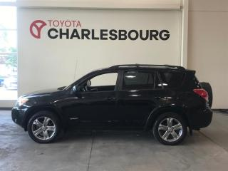 Used 2008 Toyota RAV4 SPORT V6 AWD for sale in Québec, QC