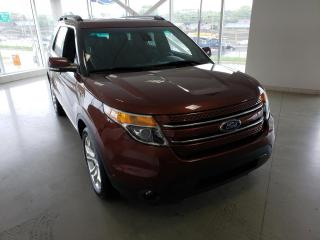 Used 2015 Ford Explorer 4 RM, 4 portes, Limited for sale in Montréal, QC
