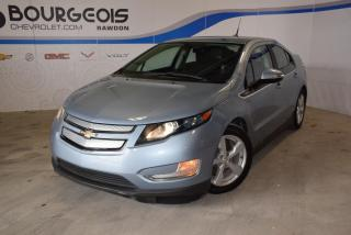 Used 2014 Chevrolet Volt for sale in Rawdon, QC