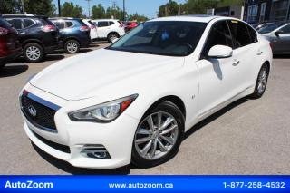 Used 2014 Infiniti Q50 **WOW** FINANCEMENT FACILE !! for sale in Laval, QC