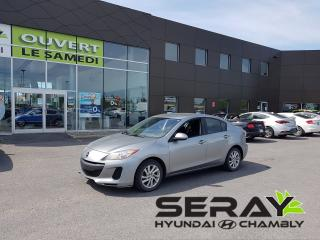 Used 2012 Mazda MAZDA3 Gs-Sky, A/c for sale in Chambly, QC