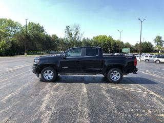 Used 2019 Chevrolet Colorado LT Crew Cab 4X4 for sale in Cayuga, ON