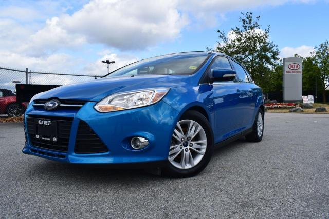 2012 Ford Focus AC/AUTO/NAVI/ROOF/LEATHER
