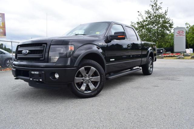 2013 Ford F-150 LEATHER/ROOF/NAVI/CAMERA/