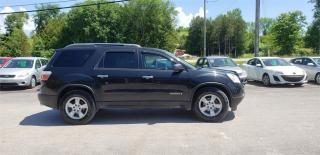 Used 2008 GMC Acadia awd 225K 7 Passenger Safetied SLE for sale in Madoc, ON