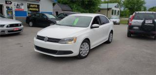 Used 2011 Volkswagen Jetta Sedan 2.5L 134k auto safetied Comfortline for sale in Madoc, ON