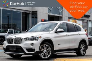 Used 2017 BMW X1 xDrive28i|Light.Pkg|Pano.Sunroof|HUD|Bluetooth|Backup.Cam|GPS|Keyless.Go| for sale in Thornhill, ON